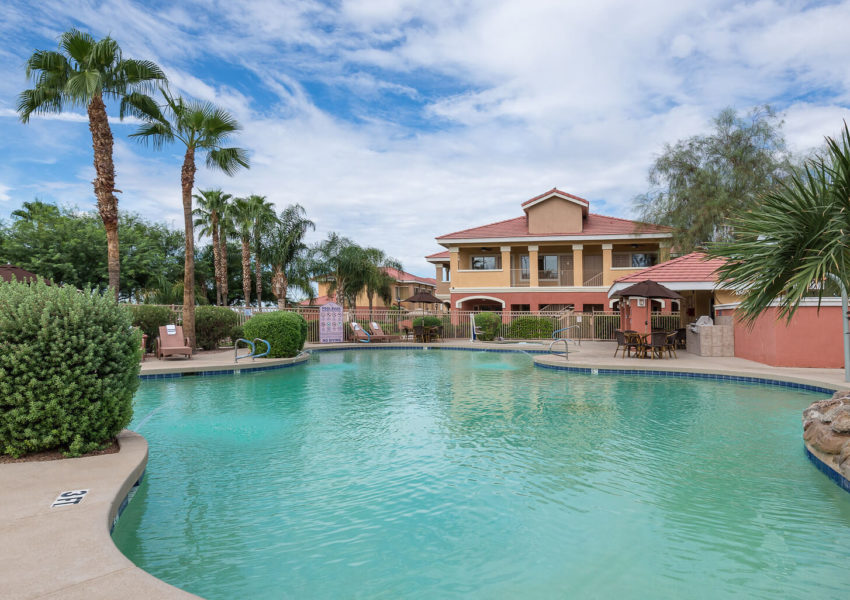 Beat the Vegas Pro At Las Vegas' Rhodes Ranch Golf Club