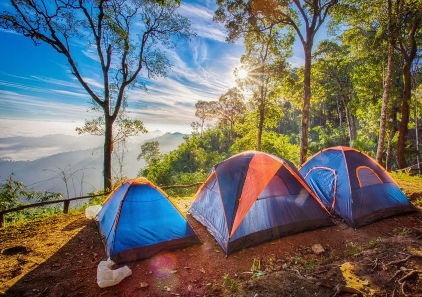 Camping Tents - Your Choice Your Comfort