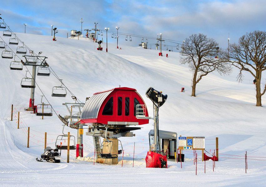 Luxury Ski Chalets in Canada