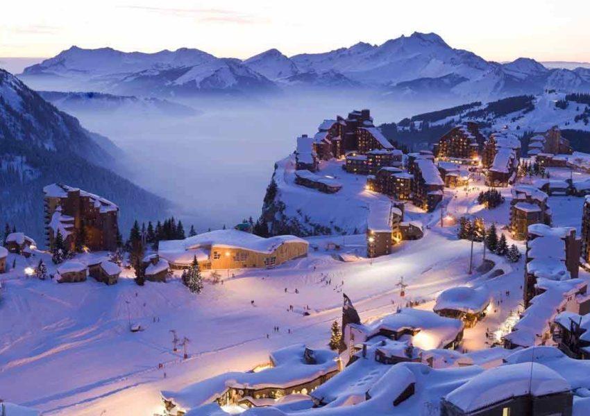 The Portillo Chile Ski Resort